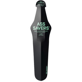 Ass Savers Ass Saver Splash Protection Regular, black